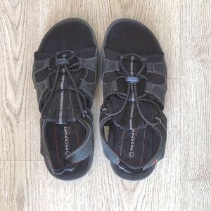 Boys / Men Sandals, Rockport, never worn